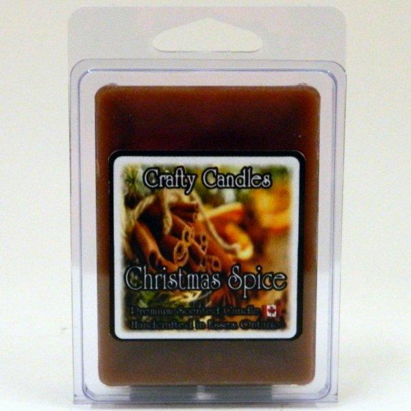Christmas Spice Wax Melt