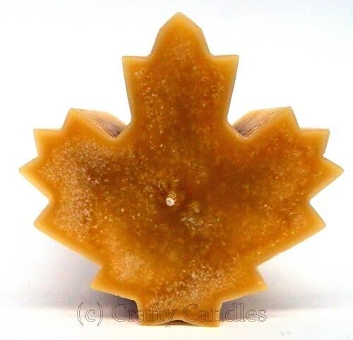 crafty_candles_pillar_maple_leaf_handmade_DIY_canadian